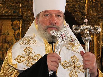 Hierarchs of Czech and Slovak Church support canonical Ukrainian Church, says retired Abp. of Prague