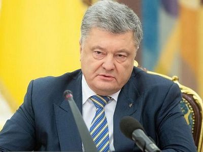 Poroshenko signs second anti-Church bill into law