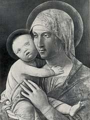 Андреа Мантенья. Мадонна, ок. 1460 г.