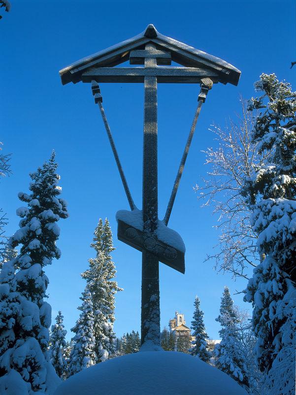 поклонный крест фото картинки полнолуние