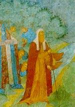 Святитель Прохор, епископ Ростовский, в схиме Трифон